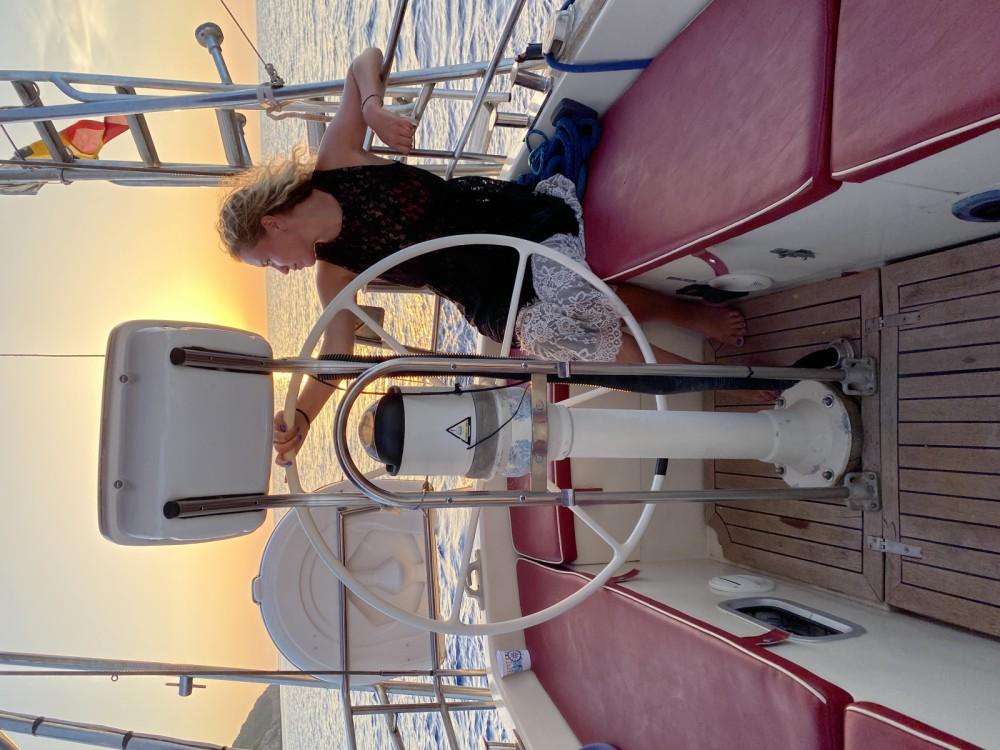 Bootverhuur Chantier Maurice thivent Roc 129 in Viareggio via SamBoat