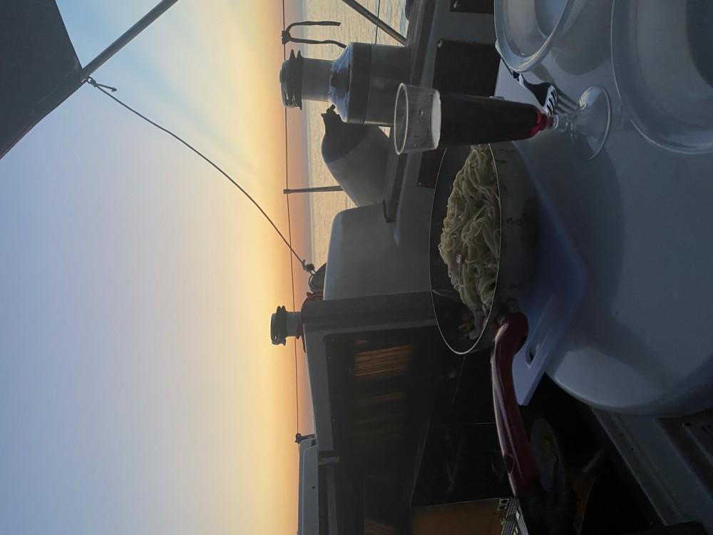 Verhuur Zeilboot in Viareggio - Chantier Maurice thivent Roc 129