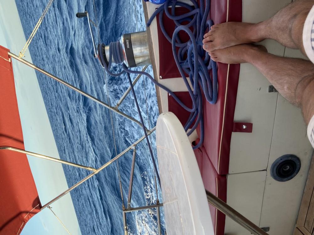 Huur Zeilboot met of zonder schipper Chantier Maurice thivent in Viareggio