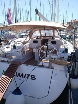 Elan Impression 45 te huur van particulier of professional in Zadar