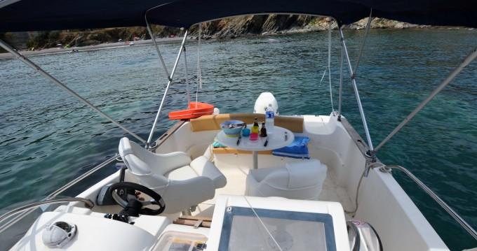 Bootverhuur Jeanneau Cap Camarat 625 WA in Argelès-sur-Mer via SamBoat