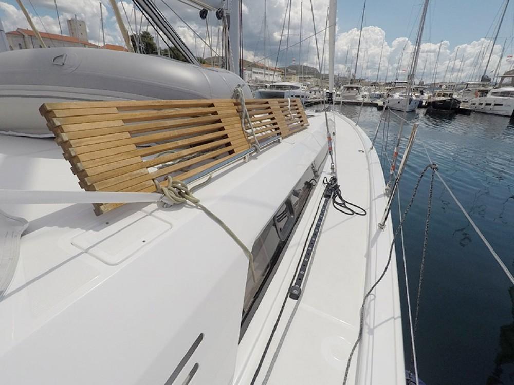 Verhuur Zeilboot in Šibenik - Bénéteau Oceanis 461