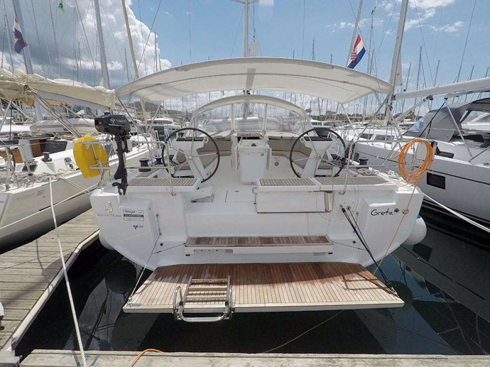 Jachthuur in Šibenik - Bénéteau Oceanis 461 via SamBoat