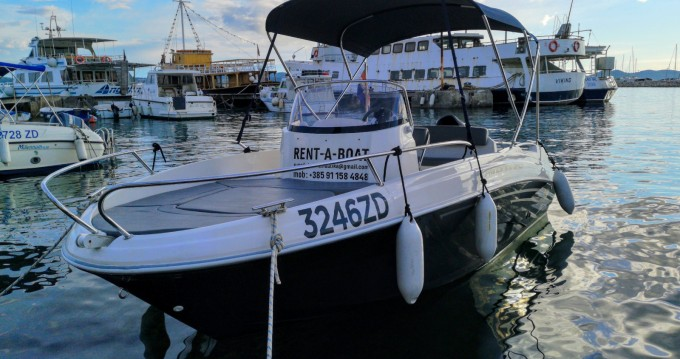Jachthuur in Zadar - AM Yacht Prince 570 Open via SamBoat