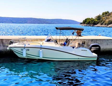 Jachthuur in Zadar - Quicksilver Activ 605 Open Pack Sport via SamBoat