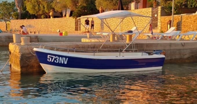 Jachthuur in Stara Novalja - pasara 430 6 via SamBoat