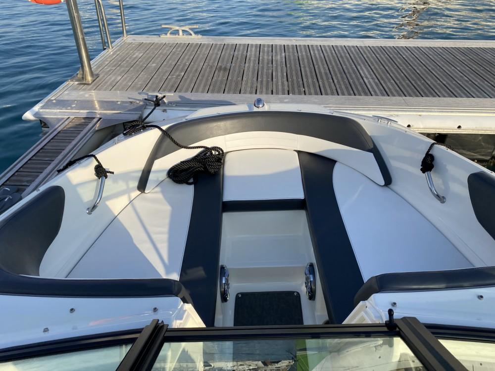 Bootverhuur Sea Ray SPX 190 OB in Antibes via SamBoat