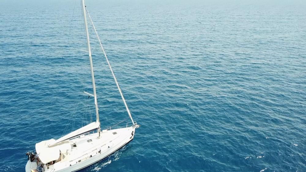 Zeilboot te huur in Rhodos voor de beste prijs