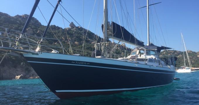 Huur Zeilboot met of zonder schipper BRUCE ROBERTS in Ajaccio