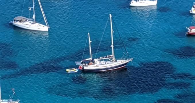 Verhuur Zeilboot BRUCE ROBERTS met vaarbewijs