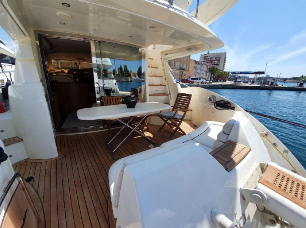 Huur Jacht met of zonder schipper Aicon in Zadar