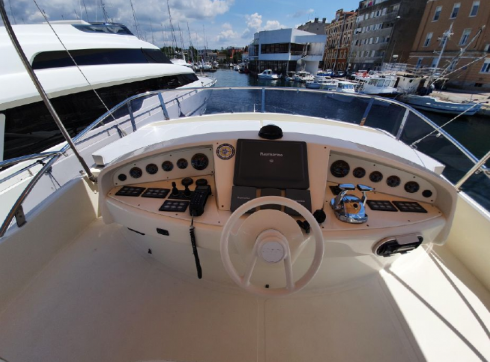 Verhuur Jacht in Zadar - Aicon 56 Fly