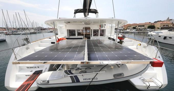 Verhuur Catamaran in Biograd na Moru - Lagoon Lagoon 450 F