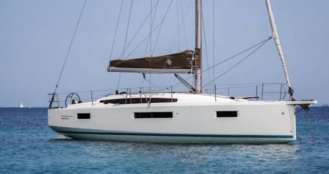 Huur Zeilboot met of zonder schipper Jeanneau in Lefkada (Island)