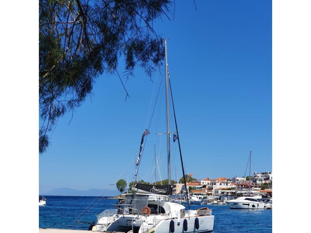 Bootverhuur Marina de Alimos goedkoop Lagoon 380 ( INVENTER )