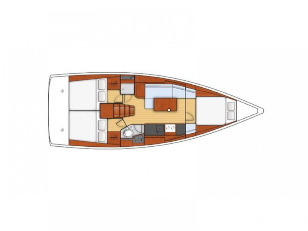 Bootverhuur Marina de Alimos goedkoop Oceanis 38