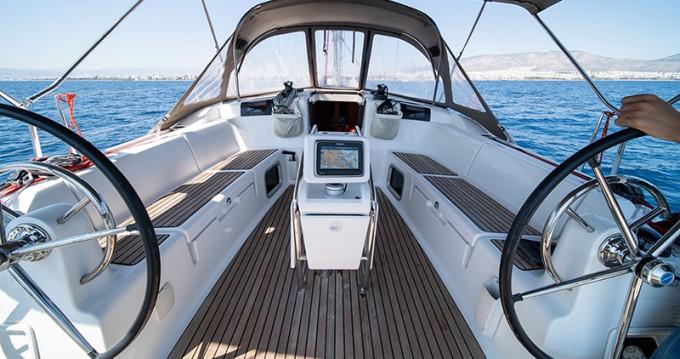 Bootverhuur Jeanneau Sun Odyssey 449 in Korfoe via SamBoat