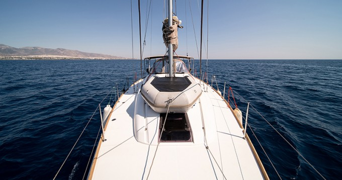 Huur een Jeanneau Sun Odyssey 449 in Korfoe