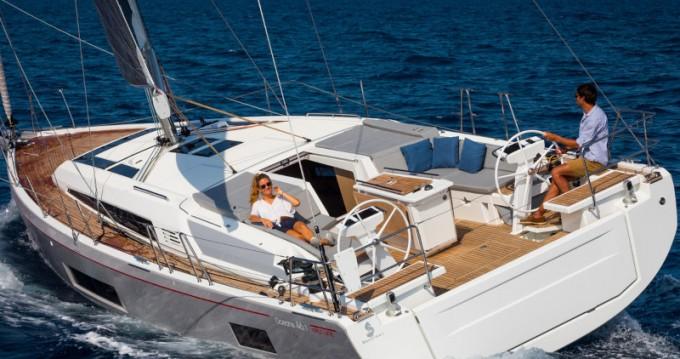 Bootverhuur Athene goedkoop Oceanis 46.1