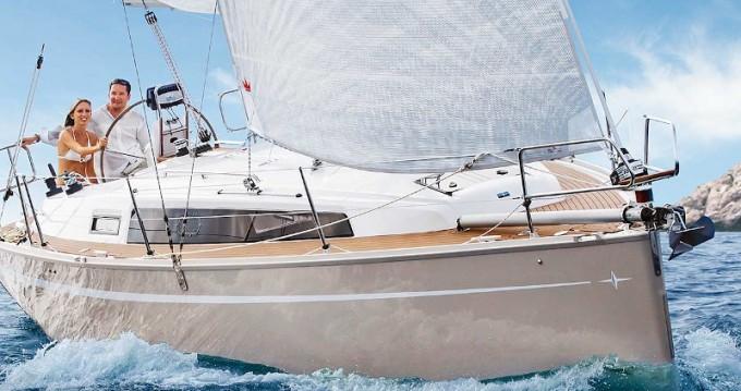 Jachthuur in Athene - Bavaria Bavaria 34 Cruiser via SamBoat