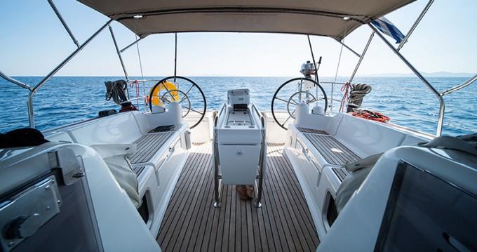 Jachthuur in Korfoe - Jeanneau Sun Odyssey 449 via SamBoat