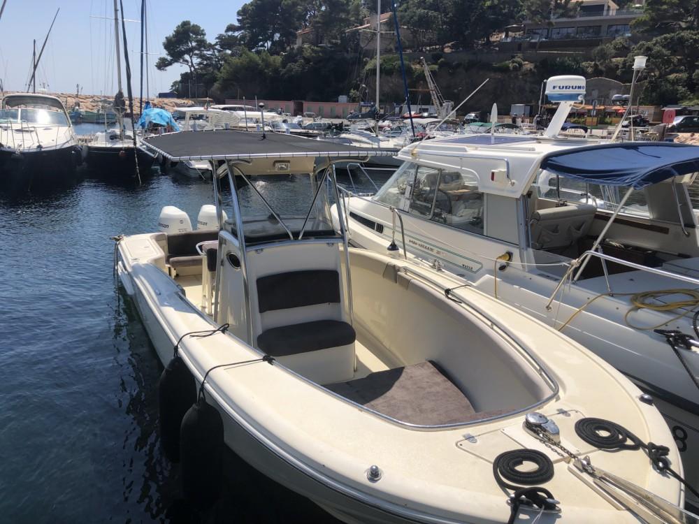Verhuur Motorboot in Hyères - Scout Sportfish
