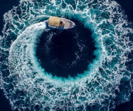 Huur Motorboot met of zonder schipper Galeon in Mali Lošinj