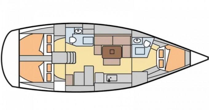 Bootverhuur Vigo goedkoop Dufour 405 Grand Large