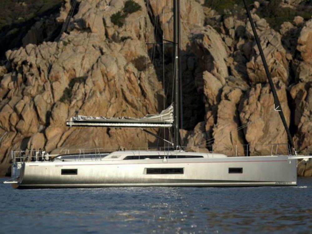 Bootverhuur Bénéteau Oceanis 51.1 in Balearen via SamBoat