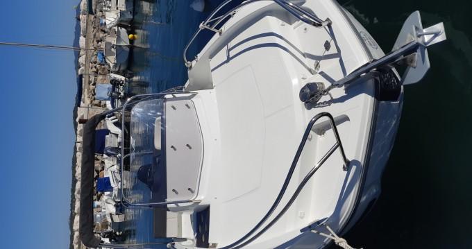 Huur Motorboot met of zonder schipper B2 Marine in Bandol