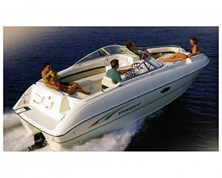 Huur Motorboot met of zonder schipper Stingray in Lignano Sabbiadoro