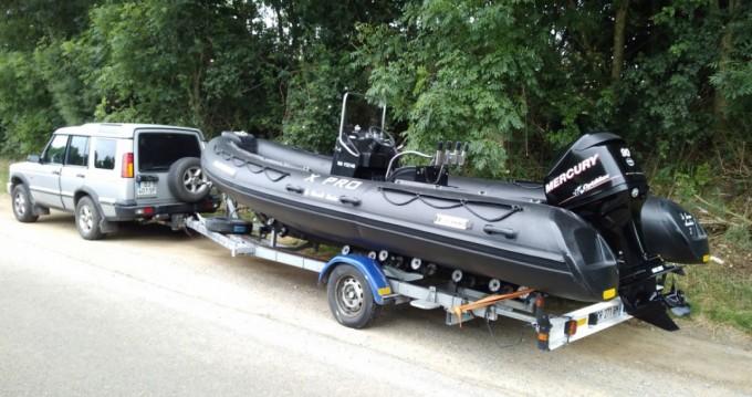 Bootverhuur Bombard Ribster 550 in Nieuwpoort via SamBoat
