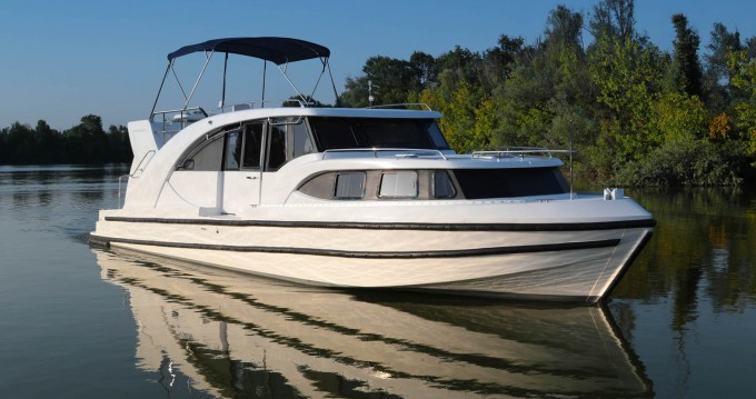 Huur een Houseboat Holidays Italia srl Minuetto8+ in Casale sul Sile