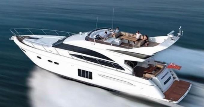 Verhuur Jacht in Golfe-Juan - Princess Princess 64 Fly