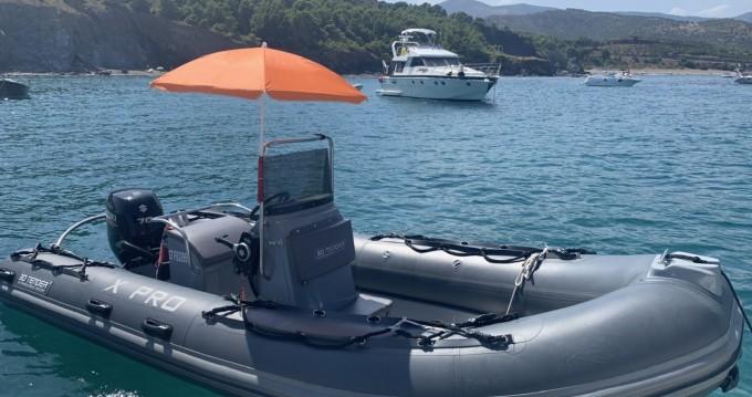 Huur Rubberboot met of zonder schipper 3D Tender in Argelès-sur-Mer