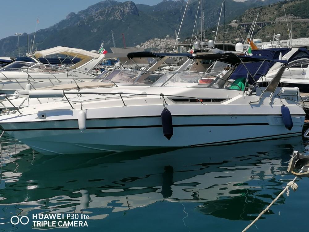 Huur Motorboot met of zonder schipper Acquaviva in Salerno