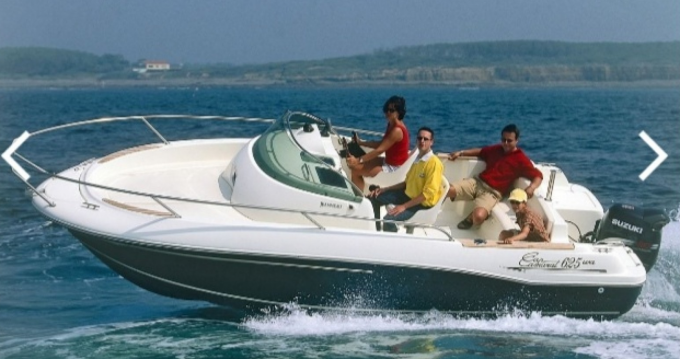 Verhuur Motorboot in Le Havre - Jeanneau Cap Camarat 625 WA