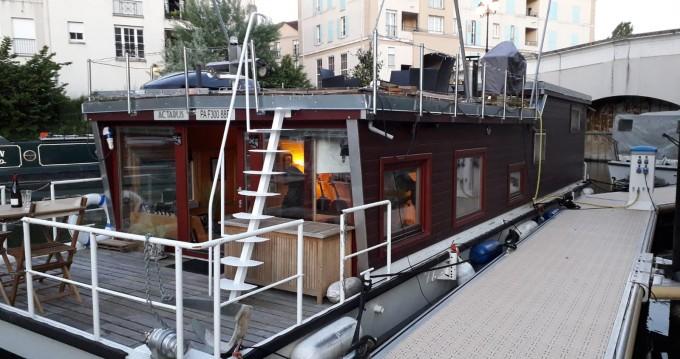 Bootverhuur Cergy goedkoop Houseboat