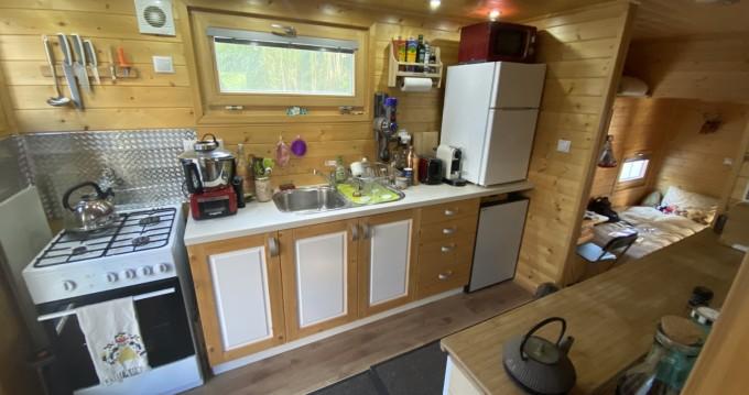 Jachthuur in Cergy - Hausboty Houseboat via SamBoat
