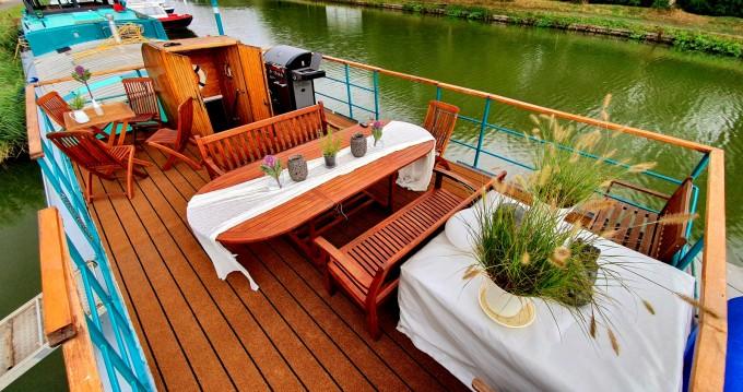 Huur Woonboot met of zonder schipper Poseidon in Languimberg
