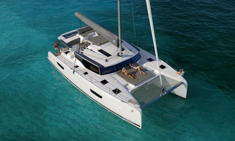 Bootverhuur Fountaine Pajot Saona 47 in Šibenik via SamBoat