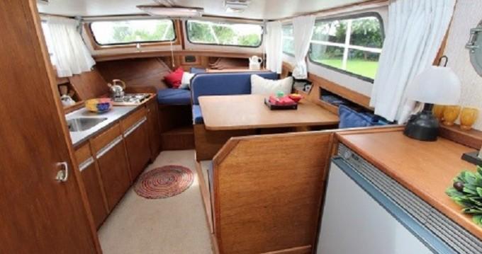 Huur Woonboot met of zonder schipper Van Pelt Kruiser in Briare