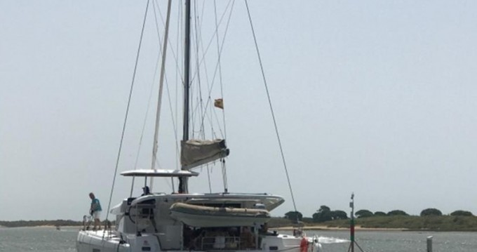 Bootverhuur El Rompido goedkoop Lagoon 42