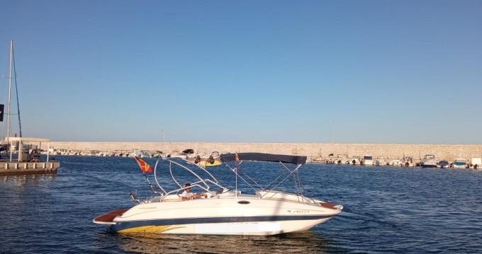 Jachthuur in Fuengirola - Monterey Explorer 240 via SamBoat