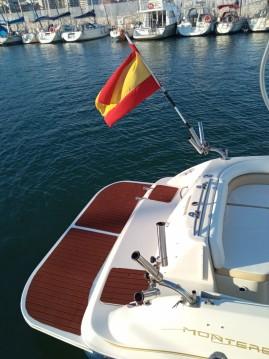 Bootverhuur Monterey Explorer 240 in Fuengirola via SamBoat