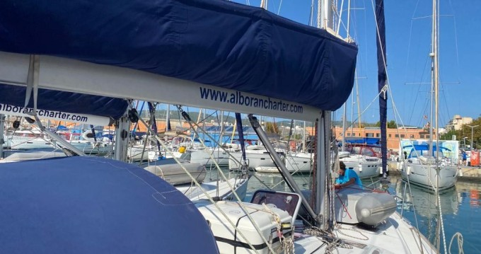 Bootverhuur Palma de Mallorca goedkoop Oceanis 40