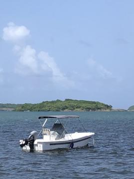 Huur Motorboot met of zonder schipper Abaco in Le Robert