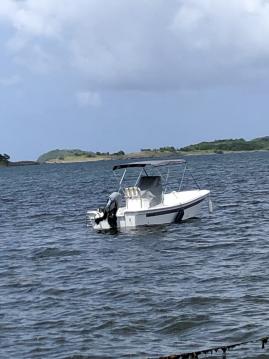 Verhuur Motorboot Abaco met vaarbewijs