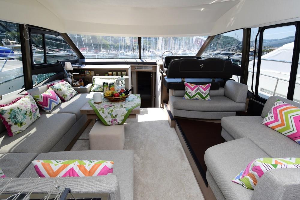 Verhuur Jacht in ACI Marina Dubrovnik - Jeanneau Prestige 590 Fly