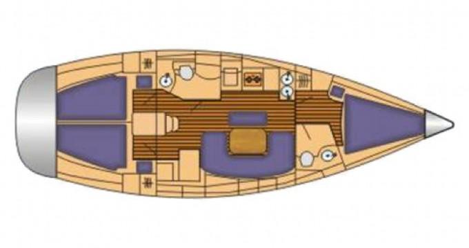 Huur een Bavaria Bavaria 39 Cruiser in Veruda
